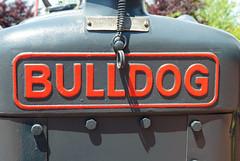 tractor emblem logo bulldog allemagne lanz 1530 emblème machineagricole matérielagricole hr5
