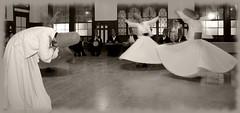 Mevlana (FaBaPhoto) Tags: show islam pray ngc istanbul mosque bluemosque mevlana fatihsultanmehmet d3000 nikonflickraward fabaphoto blinkagain mevlanashow