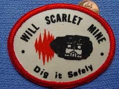 Peabody Coal Company, Will Scarlet Mine patch (Coalminer5) Tags: mining patch coal peabody miner miners coalminer coalmining sewonpatch peabodycoal powerforprogress peabodyenergy coalmemorabilia miningmemorabilia miningcollectible