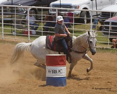 Welch Jr Rodeo, July 2013 (Garagewerks) Tags: horse oklahoma sport race america outdoors cowboy child sony country barrel sp american ama di rodeo arkansas cowgirl 70300mm tamron vc usd a77 countryliving barrelracing barrelrace f456