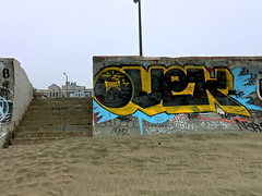 UNKNOWN (415 GRAFFITI) Tags: sf graffiti amc tak wkt ovek