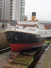 SS Nomadic (davidmcnuh) Tags: ireland yard dock ship belfast quay quarter northernireland shipyard northern titanic drydock nomadic ssnomadic