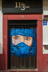 """doors of Funchal • <a style=""""font-size:0.8em;"""" href=""""http://www.flickr.com/photos/58574596@N06/9409786852/"""" target=""""_blank"""">View on Flickr</a>"""