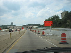 Markham St  Exit (US 71) Tags: highways arkansas roadconstruction i430 i630 interstate430 interstate630