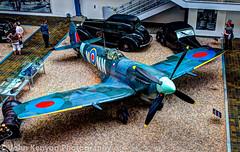 Supermarine Spitfire (johnkenyonphotography@gmail.com) Tags: cars technology prague bikes trains planes czechrepublic automobiles technicalmuseum