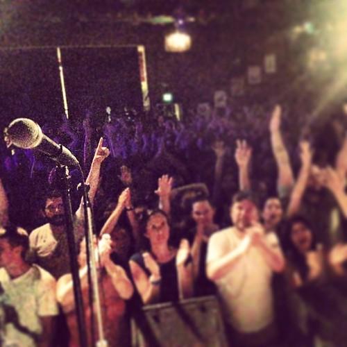 #Neumos - Rockin' crowd. Cheers!
