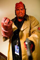 XB3A1461 (Dorkypanda) Tags: cosplay hellboy dragoncon 2013 dragoncon2013