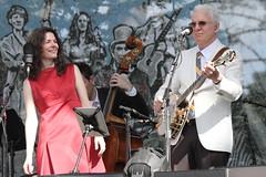 72 (SFPressPhotos/DavidToshiyuki) Tags: park festival golden gate san francisco bluegrass stage banjo hardly strictly 2013 vision:people=099 vision:face=099