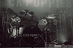 Sick Puppies - St. Andrews Hall- Detroit, MI 10/18/13