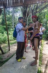 Mari Mari Cultural Village (Adam Lai) Tags: red village traditional culture mari malaysia tribes sabah cultural kadazan dusun inanam sumandak bajau sabahan murut rungus lundayeh kiansom kianson