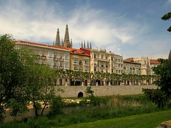 Burgos Cathedral, Burgos, Spain (campese) Tags: madrid church architecture spain cathedral gothic catedral iglesia espana leon segovia burgos hdr elcid castillayleon panoramio castillaylamancha pinterest instagram