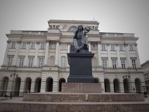 Nicolas Copernic, Varsovie, Pologne