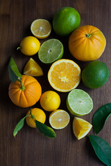 Cirus Season! (Istelleinad) Tags: orange fruit lemon citrus lime meyer foodphotography 2013