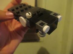 . (uggggggggggggggggggggggggggggggggggggg) Tags: lego wip cyberpunk mech