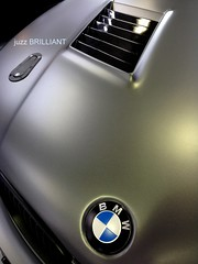 pic74 BMW motorsport edition 1M matte grey