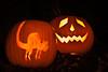 Halloween (Steve Purnell Photography) Tags: autumn food orange fall halloween dark pumpkin scary jackolantern trickortreat ominous evil carving flame horror lantern flaming autumnal