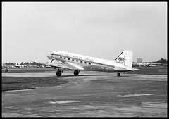 G-ALCC Douglas DC-3 Dakota British European Airways (pslg05896) Tags: heathrow douglas dc3 dakota lhr egll britisheuropeanairways galcc