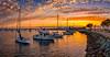 A Moment in Time (mojo2u) Tags: california sunset bay harbor sandiego nikond800 nikon28300mm
