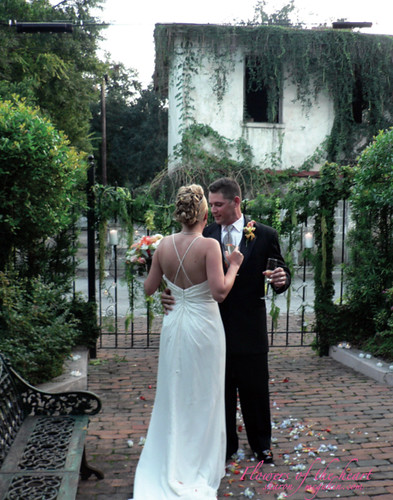 Enjoy Planning Your Wedding — Photo by Sharon McGukin, AAF, AIFD, PFCI