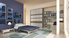 MAZZALI: teenager room, la cameretta (MAZZALIARMADI.IT) Tags: italy closet design bed bedroom interior teenager wardrobe interiordesign sustainable armadio ecofriendly cameretta ecodesign environmentalimpact mazzali designsustainable