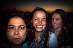 un trio de locas  4 (Indrits) Tags: sunset smile mexico fun atardecer happy crazy sister sonrisa feliz puebla hermana sourire loca soeur divertido