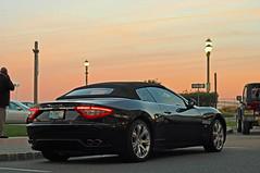 Maserati (anomolymatt) Tags: new cars jersey gran turismo cabrio maserati