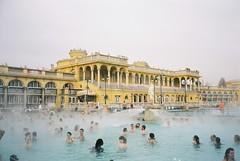 Budapest (cranjam) Tags: film bath hungary fuji budapest olympus fujifilm spa mjuii ungheria széchenyi superiareala100 μmjuii széchenyigyógyfürdő széchenyimedicinalbath