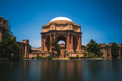 Palace of the Fine Arts�Sony RX1