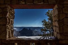 North Rim - Grand Canyon (Ninja Mom) Tags: arizona window grandcanyon drips roomwithaview northrim grandcanyonnationalpark canon60d