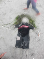 Uist Mermaid, South Uist (age 5) - Inez White