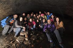 Dentro de la cueva (Salvador Moreira) Tags: