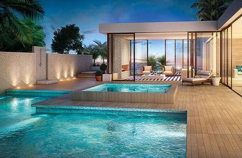 vidrio piscina