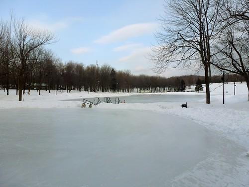Lac aux castors, Montréal, Québec