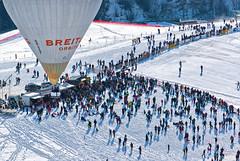 Breitling in Festival de Ballons Chateau d