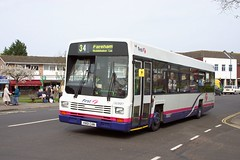 62681 - K801 CAN (Solenteer) Tags: lynx leyland 801 stubbington aldervalley firsthampshiredorset 62681 k801can