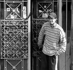 La Carboneria 2 (La letra calma) Tags: barcelona city people urban blackandwhite bw white black blancoynegro blackwhite gente bcn citylife streetphotography catalonia bn streetphoto catalunya okupa carboneria carbo lacarboneria socialphoto fotosocial