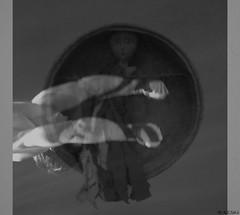 "Vision or ""The vertical Drummer"" (░S░i░l░a░n░d░i░) Tags: life door pink blue red music white black love vertical creativity death grey purple transformation heart symbol drum circus spirit birth dream vision mind soul drummer acrobat february androgyny shaman archetype 2014 shamandrum inputoutput σ acrobatikoflife birthlifedeathbirtho renateeichert resilu diederichsgelbereihe"