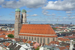 Frauenkirche, Munich, Germany (victorbonnet1) Tags: frauenkirche munich germany allemagne münchen eglise church