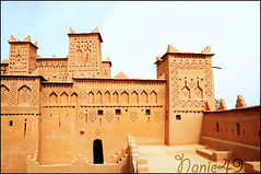 Kasbah Amridil. (nanie49) Tags: africa nikon morocco maroc afrika marruecos marokko afrique        d7000 kasbahamridil nanie49