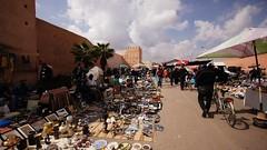 Bab el-Khmis, Marrakech Morocco (martje bakker) Tags: morocco marrakech