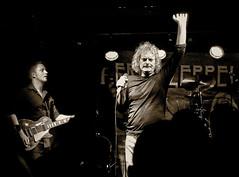 Fred Zeppelin (simonjames2) Tags: 35mm sony band tribute fredzeppelin sonynex5n stevengale