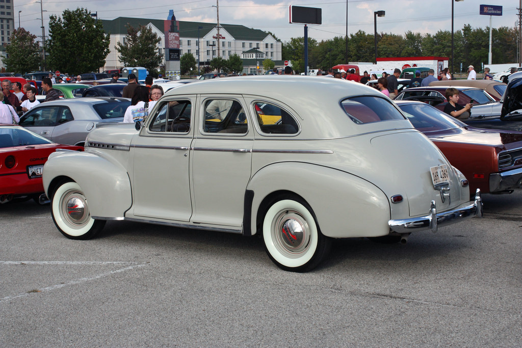 The world 39 s best photos of springfield flickr hive mind for 1941 chevy special deluxe 4 door sedan