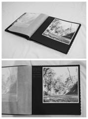 Monte Moro (BigLO_31) Tags: camera white black john dick e van portfolio bianco nero bruna carte oscura accademia provini stampa analogico contatto cianotipia kaverdash baritata politenata callitipia