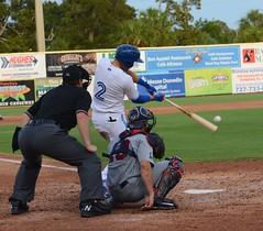 Thon2 (Buck Davidson) Tags: blue toronto state baseball florida joe dunedin buck jays minor davidson prospect league dickie thon 2015 nikond7100