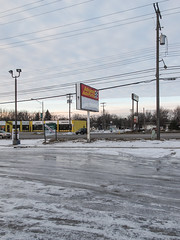 Unable to afford the cost of clearing the snow and ice from the parking lot! (Tim Kiser) Tags: 2015 20150125 advanceautoparts advanceautopartssign capitalregion deltachartertownship deltachartertownshipmichigan deltachartertownshiplandscape deltatownship deltatownshipmichigan deltatownshiplandscape eatoncounty eatoncountymichigan highway43 highwaym43 january january2015 lansingmetropolitanarea m43 michigan michiganhighway43 michiganroute43 route43 routem43 saginawhighway statehighway43 stateroute43 thomaslparkway tuffy westsaginawhighway autoparts autopartssign autopartsstore autopartsstoresign businesssign centralmichigan electriclines electricpoles ice icylandscape icyparkinglot landscape midmichigan mostlycloudy overheadelectriclines overheadpowerlines parking polemountedtransformer powerlines roadsidesign sign slipperiness slippery slipperyarea slipperyparkinglot snow snowandice snowyandicy snowylandscape southcentralmichigan suburbanlansing suburbanlansinglandscape telephonepoles unclearedsnowandice unplowedparkinglot unplowedsnow urbanlandscape utilitypoles view lansing unitedstates