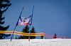 De bonnes conditions pour cette flèche... (La Pom ) Tags: combloux flêche compétition descente géant moniteur ouvreur porte piste stade rodhos ski