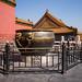 Copper Vat at Forbidden City, Beijing
