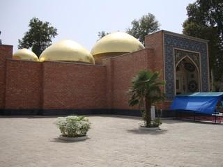 Mir Said Ali Hamadoni Mausoleum - Kulob