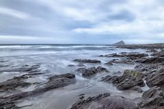 Wembury Pastels (Project 11/52) (Frosty__Seafire) Tags: wembury mew stone long exposure pastel colours subtle seascape