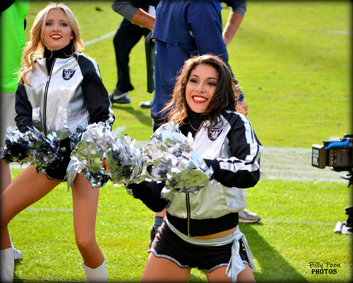 2016 Oakland Raiderette Jacqulyn
